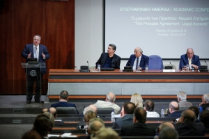 Ν. Κοτζιάς: Η ένταξη της ΠΓΔΜ στο ΝΑΤΟ προϋποθέτει την πλήρη υλοποίηση της συμφωνίας