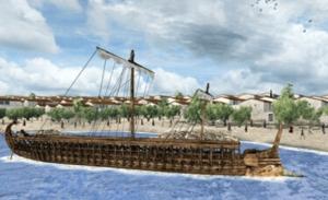 2.500 χρόνια από την ναυμαχία της Σαλαμίνας: αφιέρωμα στο Ίδρυμα Μείζονος Ελληνισμού