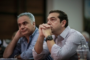 Ολοκληρώθηκαν οι εργασίες της Κ.Ε. του ΣΥΡΙΖΑ - Η νέα Πολιτική Γραμματεία