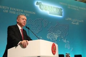 Ερντογάν: Ο κακός γείτονας, η Κύπρος, μας οδήγησε στην ανάπτυξη της αμυντικής βιομηχανίας