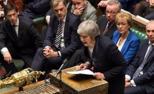 Νέα ήττα για τη Μέι, η Βουλή θα αποφασίσει για το Brexit με όλα τα σενάρια ανοιχτά