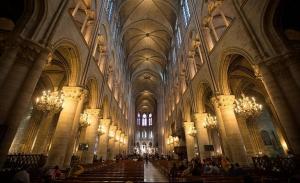 Η ιστορία της Παναγίας των Παρισίων από το 1163