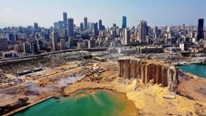 Βηρυτός: Πιθανή η εξωτερική ανάμειξη στην έκρηξη εκτιμά ο Πρόεδρος του Λιβάνου