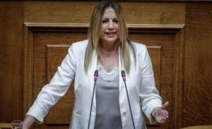 Γεννηματά: Αρκετά με τα πολιτικά παραμύθια του ΣΥΡΙΖΑ