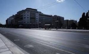 Απαγόρευση κυκλοφορίας και μετά τις 6 Απριλίου προαναγγέλλει ο Υπ. Ανάπτυξης