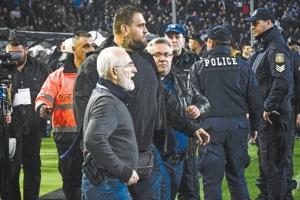 Ποδόσφαιρο: Από το «ντου» προέκυψε ευκαιρία