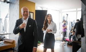 Σε διαφημιστικό σποτ ο Bruce Willis
