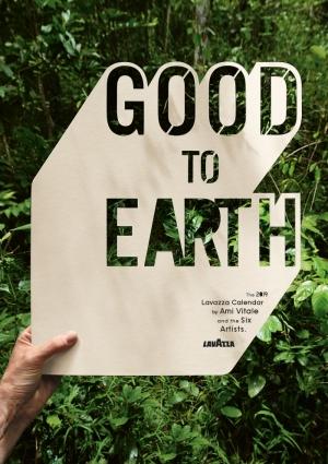 """Παρουσιάζοντας το Ημερολόγιο του 2019 της Lavazza """"Good to Earth"""""""