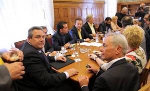 Νέο πολιτικό τοπίο δημιουργεί η συμφωνία των Πρεσπών