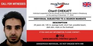 Νεκρός από πυρά αστυνομικών ο δράστης της επίθεσης στο Στρασβούργο