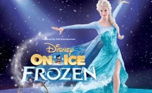 Το Disney On Ice παρουσιάζει το Frozen στην Αθήνα
