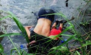 Οικογενειακή τραγωδία στο ποτάμι των συνόρων Μεξικό -ΗΠΑ