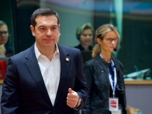 Στις Βρυξέλλες για την άτυπη σύνοδο για το προσφυγικό ο Αλ. Τσίπρας