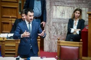 Βουλή: Ονομαστική ψηφοφορία την Τετάρτη για την «τροπολογία Κουντουρά»