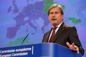 Χαν: Πιθανή η έναρξη ενταξιακών διαπραγματεύσεων με Αλβανία- Σκόπια έως το καλοκαίρι
