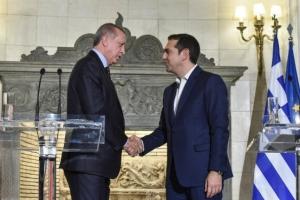 Συνάντηση Τσίπρα - Ερντογάν την ερχόμενη Τρίτη