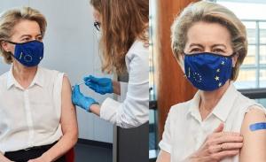 Επτά στους δέκα ενήλικες στην ΕΕ έχουν κάνει τουλάχιστον μία δόση του εμβολίου