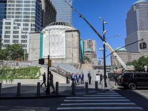 Νέα Υόρκη: Επανεκκίνηση της ανοικοδόμησης του Αγίου Νικολάου στο Σημείο Μηδέν