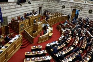 Αλ. Τσίπρας: Πρόταση μομφής κατά Σταϊκούρα για τον πτωχευτικό κώδικα