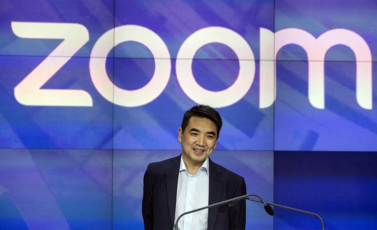H πανδημία έκανε δισεκατομμυριούχο τον ιδρυτή της Zoom