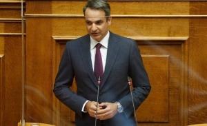Ο Μητσοτάκης ζητά απαντήσεις από τον Τσίπρα για βουλευτές του ΣΥΡΙΖΑ και την  ΑΥΓΗ