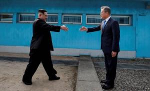 Ο Κιμ δέχτηκε αποπυρηνικοποίηση της Βόρειας Κορέας