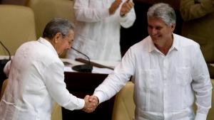 Νέος Πρόεδρος της Κούβας ο Μιγκέλ Ντίαζ - Κανέλ
