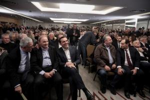 Τσίπρας: Για ένα σύγχρονο, συμμετοχικό και δημοκρατικό κόμμα της κυβερνώσας Αριστεράς