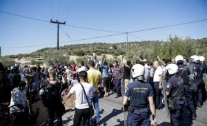 Πέτσας: Αποτράπηκαν χιλιάδες παράνομες είσοδοι, 65 κρατούνται