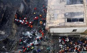 Πάνω από 70 οι νεκροί από την πυρκαγιά στο Μπαγκλαντές
