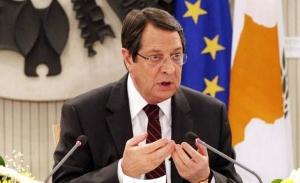 Συμμάχους στην ΕΕ ψάχνει ο Αναστασιάδης