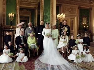 Χάρι και Μέγκαν: Οι επίσημες φωτογραφίες από το παλάτι