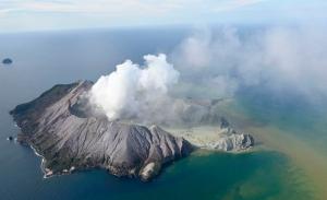 Νέα Ζηλανδία: 120 τετραγωνικά μέτρα δέρματος για τα θύματα του ηφαιστείου