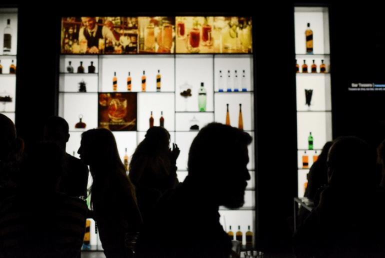 Η δεξιοτεχνία του World Class Fine Drinking
