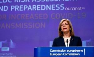 «Περισσότερα εγκεκριμένα εμβόλια τις επόμενες εβδομάδες», προαναγγέλλει η επίτροπος Υγείας της ΕΕ