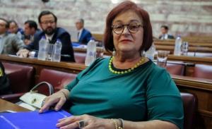 H Μαριέττα Γιαννάκου δεν θα ψηφίσει εποπτευόμενους χώρους χρήσης ναρκωτικών