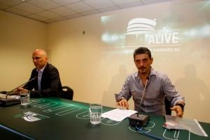 Γιαννακόπουλος: Χρειάζονται τουλάχιστον 20 εκατ. ευρώ για το PAO Alive