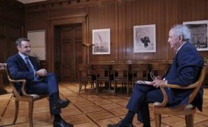 Αν δεν συμφωνήσουμε, πάμε στη Χάγη, λέει ο Μητσοτάκης στην Αγκυρα