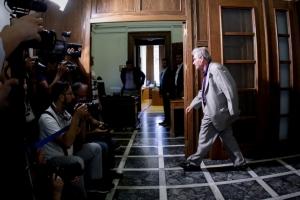 Δ. Παπαγγελόπουλος: Θα αποκαλυφθούν οι συνωμότες που ταλαιπωρούν και πληγώνουν το κόμμα τους