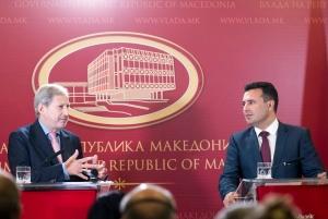 ΕΕ: Ξεκίνησε και επισήμως η διαδικασία ένταξης των Σκοπίων και της Αλβανίας