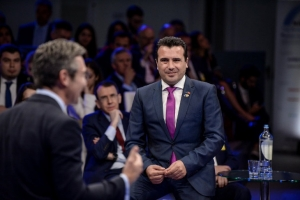 Ο Ζάεφ καταγγέλλει δωροδοκίες από Ελληνες επιχειρηματίες ενόψει δημοψηφίσματος