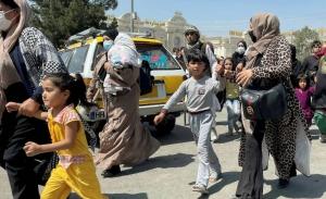 Στην Αθήνα επτά γυναίκες βουλευτές που κατάφεραν να φύγουν από το Αφγανιστάν