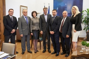 Μητσοτάκης: H Αλβανία να σεβαστεί τα δικαιώματα της ελληνικής μειονότητας