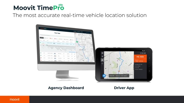 Το Moovit λανσάρει το TimePro για να παρέχει ακριβείς αφίξεις λεωφορείων σε πραγματικό χρόνο