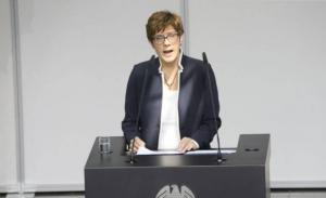 Γερμανία: Πρόταση στο ΝΑΤΟ για δημιουργία ζώνης ασφαλείας στα σύνορα Τουρκίας-Συρίας
