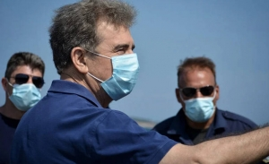 Ολοκληρώνεται η μετεγκατάσταση από τη Μόρια στο Καρά Τεπέ