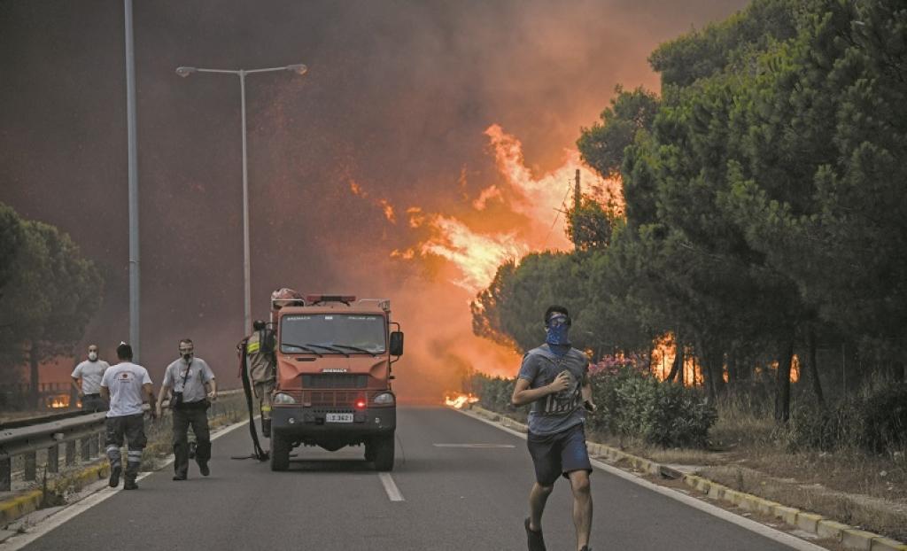 83c72c8737 Έρχεται η ώρα της δικαιοσύνης για την πυρκαγιά στο Μάτι - Free Sunday