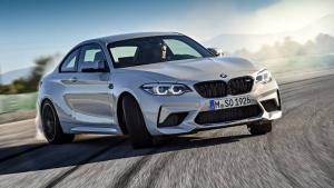 Η νέα BMW M2 Competition έχει 410 άλογα (video)