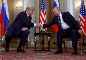 Ξεκίνησε η συνάντηση Πούτιν - Τραμπ στο Ελσίνκι