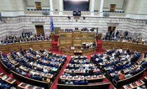 Η συζήτηση στη βουλή για τις προγραμματικές δηλώσεις (live)